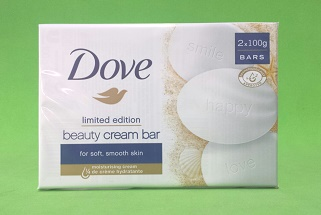 Sabonete Dove beauty cream bar 2x100g